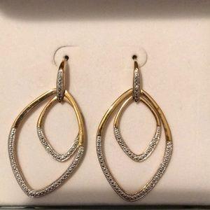 New in box earrings